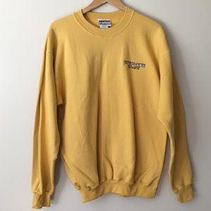 Vintage Mustard Sky Dancer Sweatshirt